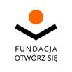 """logo Fundacja """"Otwórz się"""""""